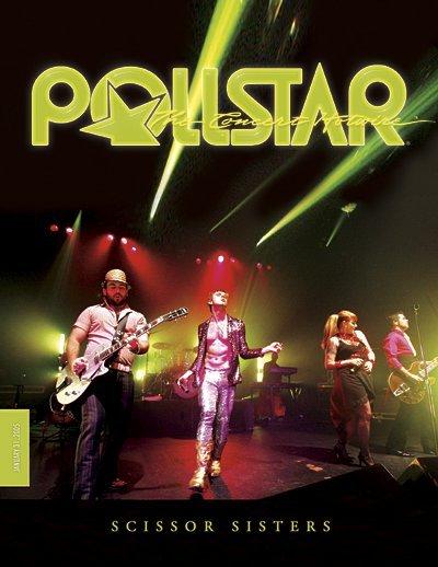 Pollstar | Scissor Sisters