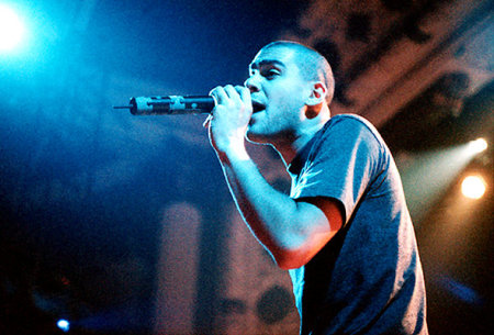 Alien Ant Farm's Dryden Mitchell delivers another crowd pleaser at The Metro