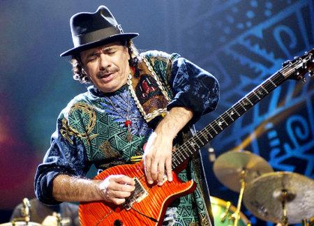 Carlos Santana, Santana | Pollstar
