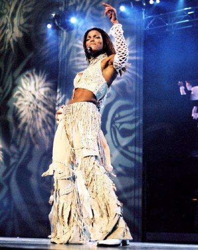 Pollstar | Janet Jackson