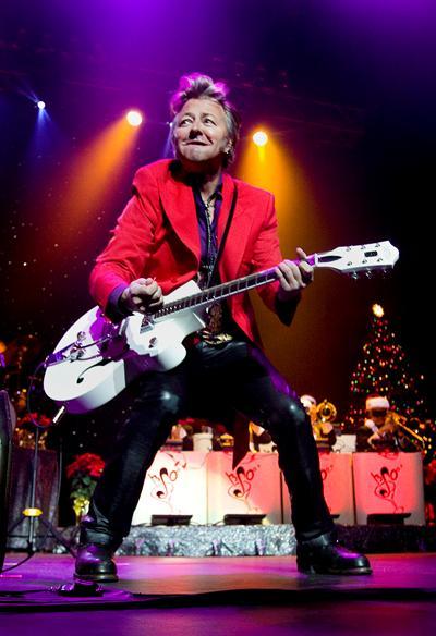 Brian setzer tour dates in Australia