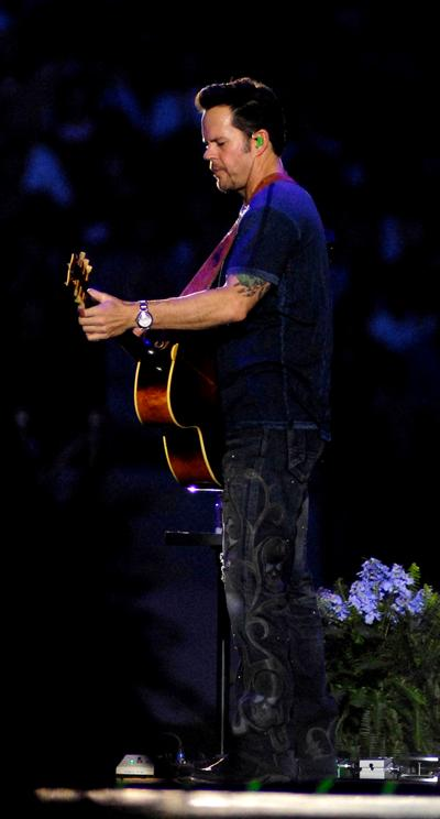 "Gary Allan has announced a second-leg to his ""Get Off On The Pain ..."