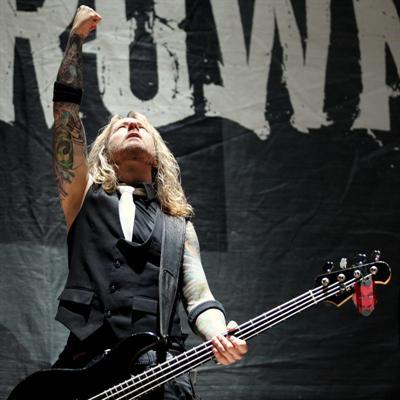 Stevie Benton Stevie Benton of Drowning Pool Pollstar