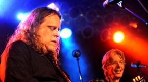 Exclusive! Warren Haynes Band Video