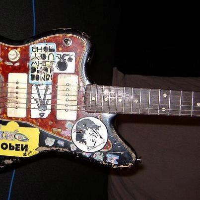 Thurston Moore Guitar : pollstar sonic youth s thurston moore guitar stolen ~ Vivirlamusica.com Haus und Dekorationen
