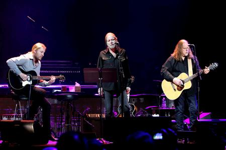 Derek Trucks Gregg Allman And Warren Haynes Pollstar