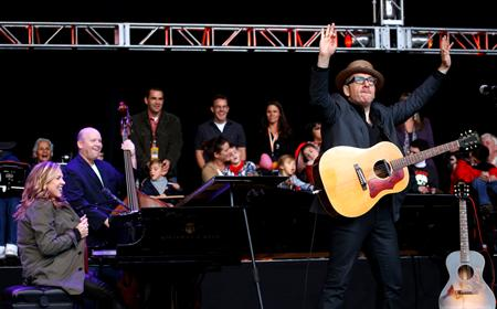 Pollstar Diana Krall And Elvis Costello