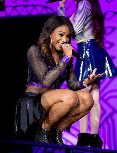 Normani Hamilton of Fifth HarmonyFifth Harmony Normani Hamilton