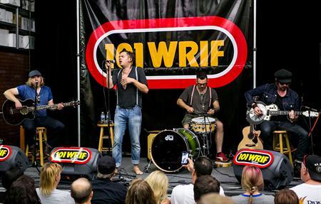 Rival sons pollstar for Motor city guitar waterford