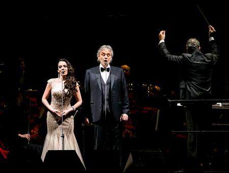 Andrea Bocelli Pollstar