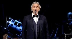 Andrea Bocelli Sets Holiday Dates Pollstar