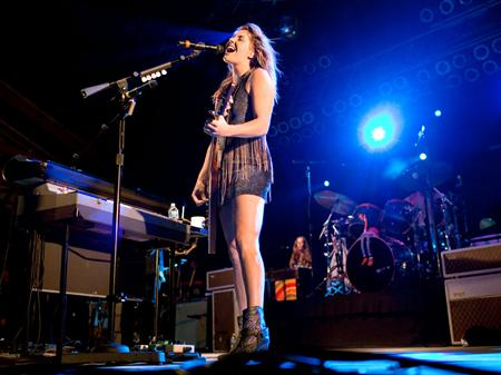 Grace Potter and The Nocturnals | Pollstar