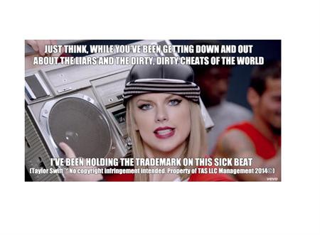 Pollstar No Taylor Swift Copyright Infringement Intended