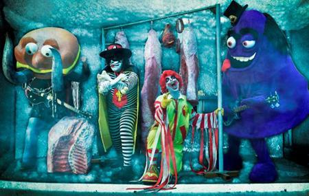 Mac Sabbath, Clownvis Presley Cook Up Tour | Pollstar