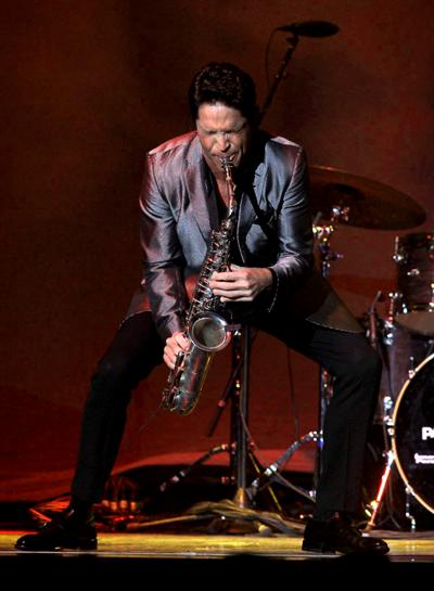 Side By Side Tour Dave Koz