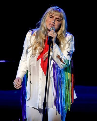 Pollstar | Kesha Announces 'Rainbow Tour' Rolling Stones Tour 2018