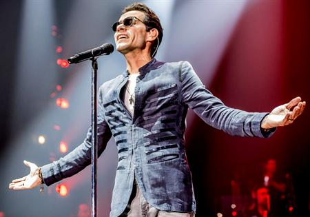 Marc Anthony European Tour